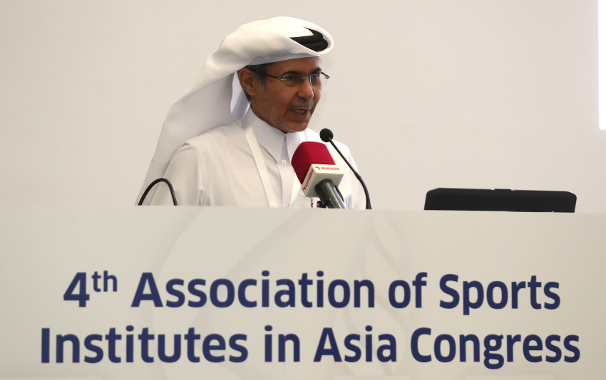 The 4th Association of Sports Institutes in Asia (ASIA) congress got off to fine start on Tuesday, 5th November, 2019 with intriguiung discussions on sports development.