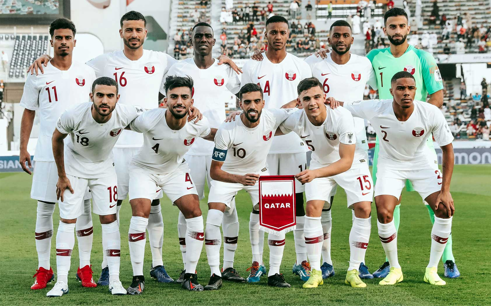 Qatar National Team 2019