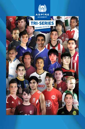 TRI-SERIES Yearbook 2015-2016
