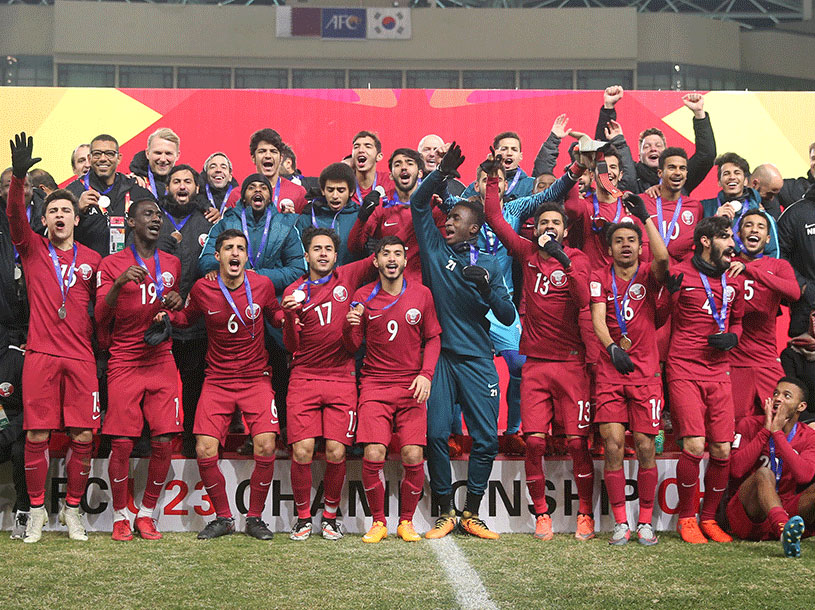 QATAR OLYMPIC TEAM U23