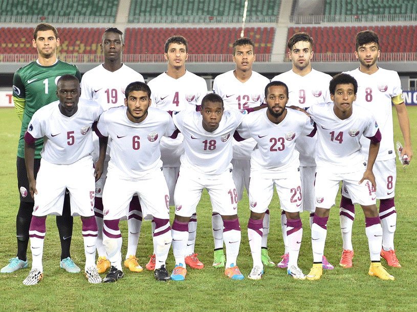 QATAR U19 - U20 FOOTBALL NATIONAL TEAM